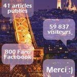 Le Parisien Heureux a 2 ans !