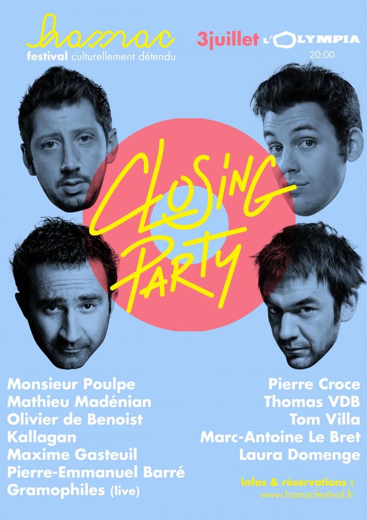 Closing Party V2